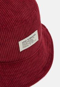 Levi's® - BUCKET HAT UNISEX - Hoed - bordeaux - 3