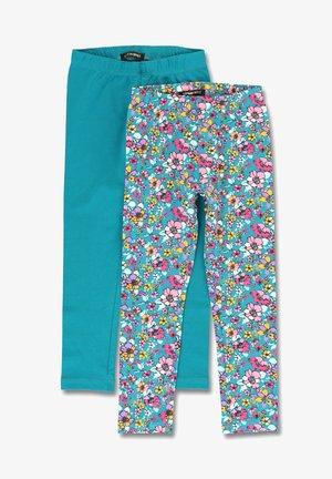 2 PACK - Leggings - Trousers - multi coloured