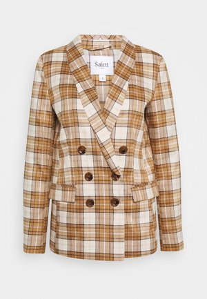 CONNIE - Short coat - creme