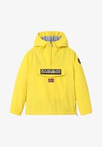Napapijri - RAINFOREST WINTER - Light jacket - yellow oil - 0