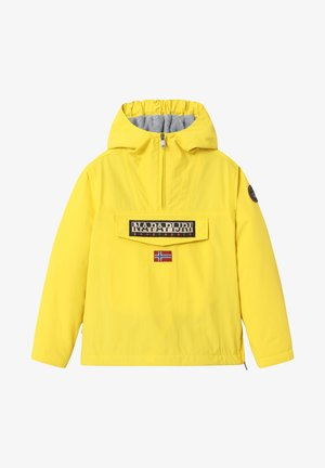RAINFOREST WINTER - Light jacket - yellow oil