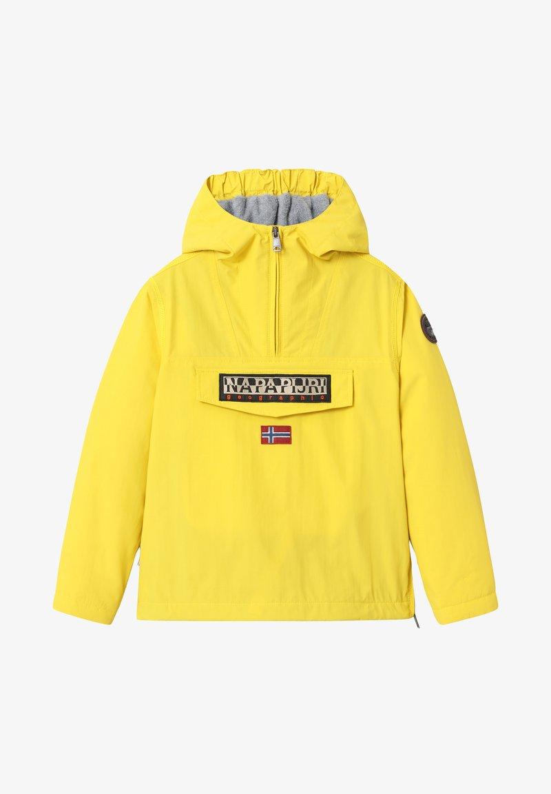 Napapijri - RAINFOREST WINTER - Light jacket - yellow oil