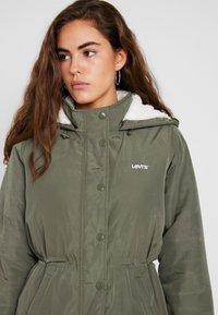 Levi's® - ESTELLE JACKET - Winter coat - army green - 4