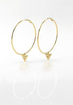 HULA HOOPS - Ohrringe - gold