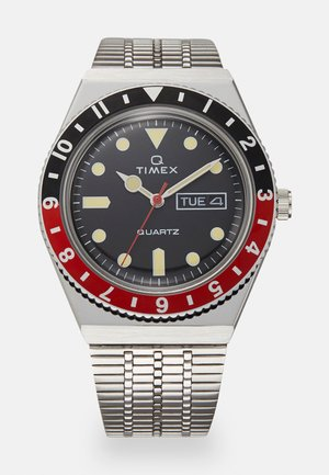Q DIVER UNISEX - Watch - black/red