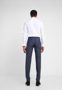 DRYKORN - FOOT - Oblekové kalhoty - dark blue - 2