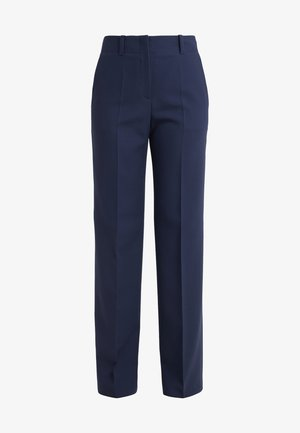 HULANA - Trousers - open blue