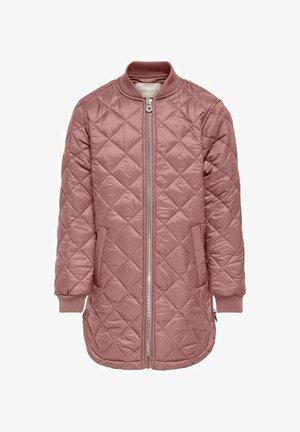 Light jacket - burlwood
