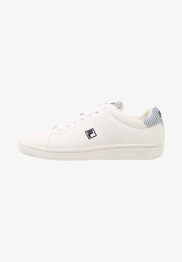 CROSSCOURT - Sneakers basse - white white navy