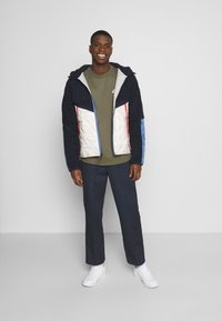 Nike Sportswear - WINTER - Veste d'hiver - obsidian/orewood/chile red - 1