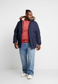 Jack & Jones - JOREXPLORE JACKET  - Parka - navy blazer - 1
