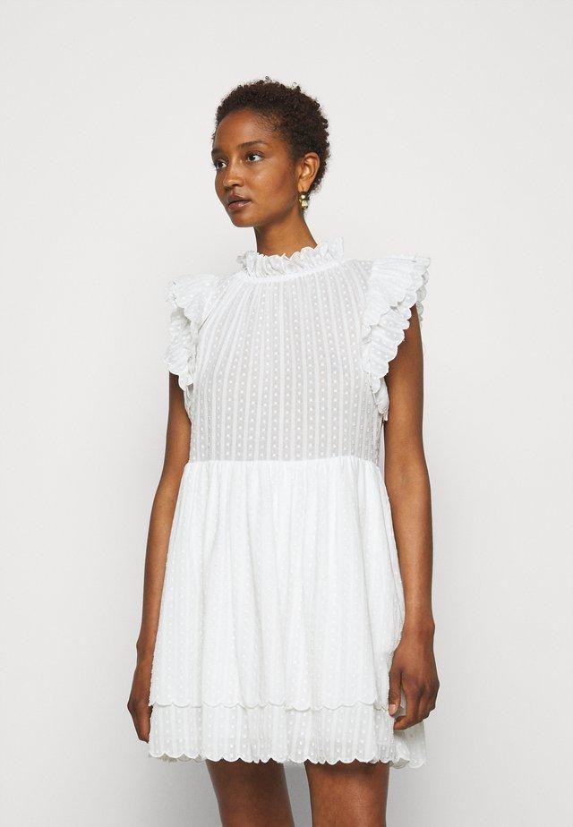 ELOISE - Korte jurk - white