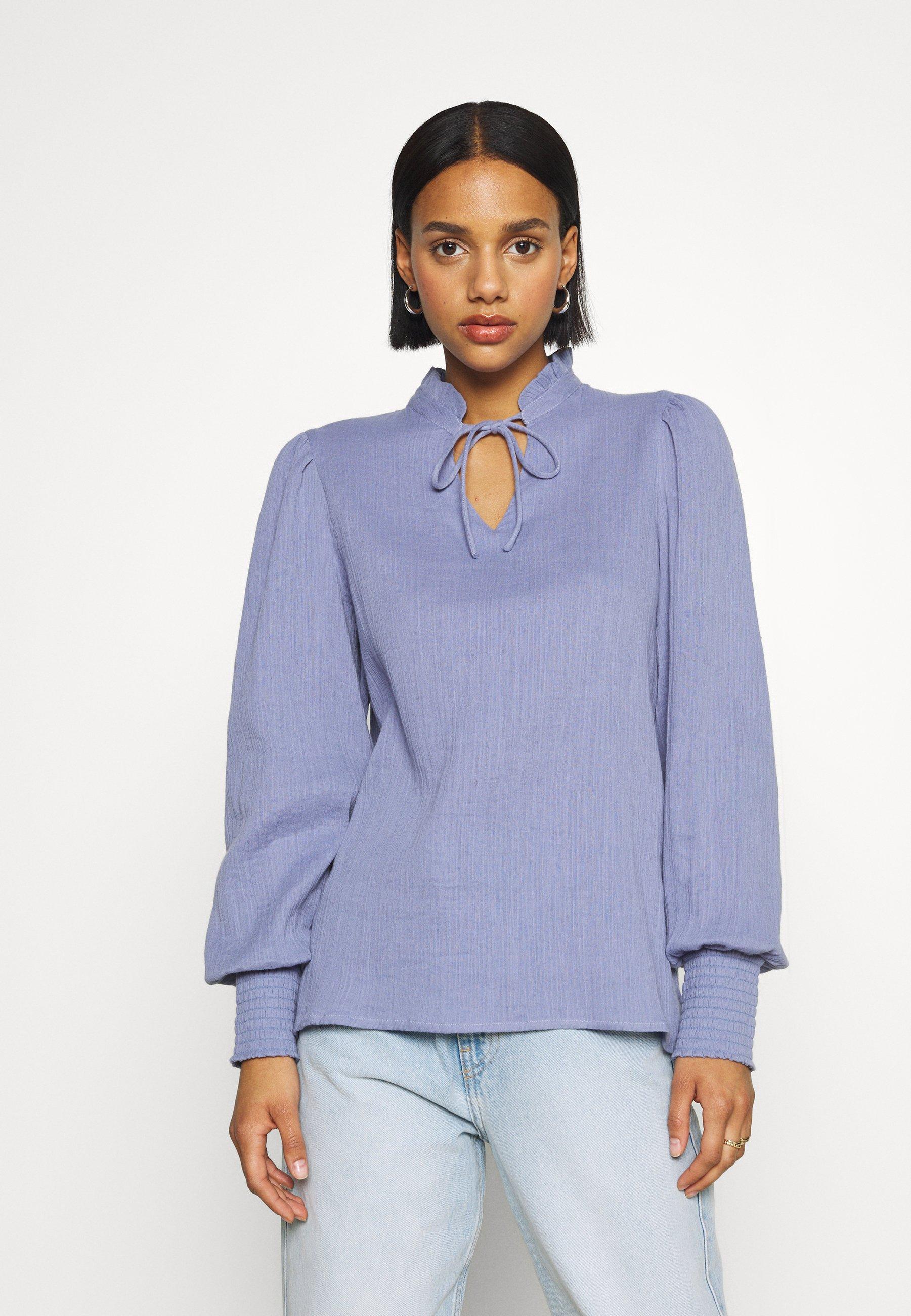 Women BYFLIA BLOUSE  - Long sleeved top