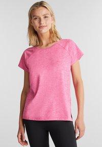Esprit Sports - MIT E-DRY - Sports shirt - pink fuchsia - 0