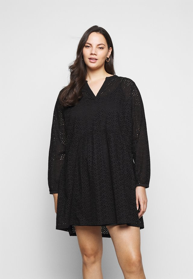 KCBENY TUNIC - Tunika - black deep