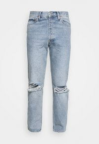 DASH - Džíny Straight Fit - light blue denim