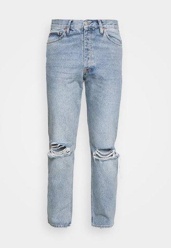 DASH - Jeansy Straight Leg - light blue denim