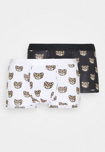 TRUNK 2 PACK - Pants - white