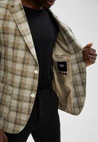 DeFacto - Blazer jacket - brown - 5