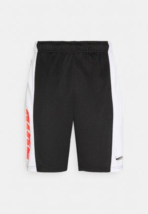 DRY ENERGY  - Sports shorts - white/black