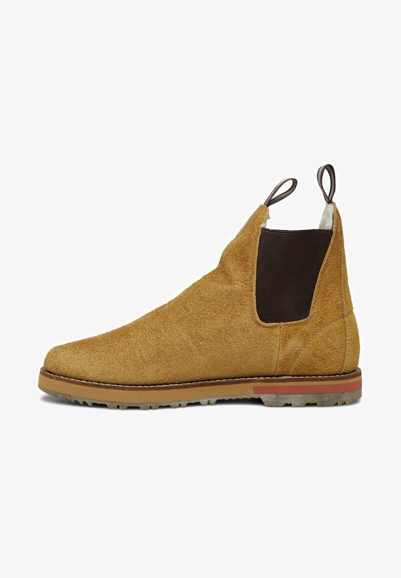 Quiksilver - BOGAN - Winter boots - brown/brown/brown
