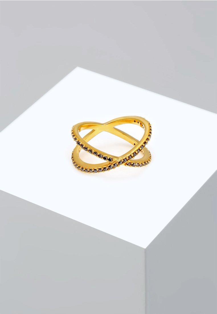 Elli - KREUZ - Ring - bi-coloured