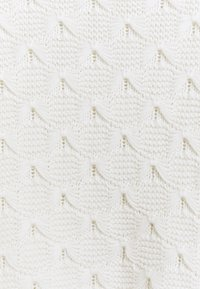 Soaked in Luxury - ROSALIE - Stickad tröja - whisper white - 2