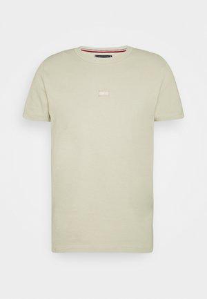 TEE - Basic T-shirt - desert tan