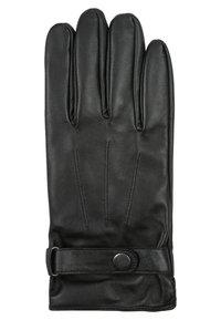 Pier One - Gloves - black - 1