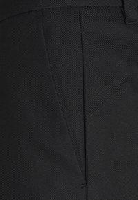 DRYKORN - OREGON - Oblek - black - 9