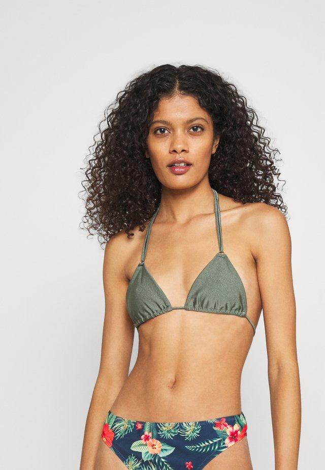 SALOME - Bikini top - army