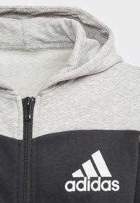 adidas Performance - SPORT ID HOODIE - Zip-up hoodie - grey - 2