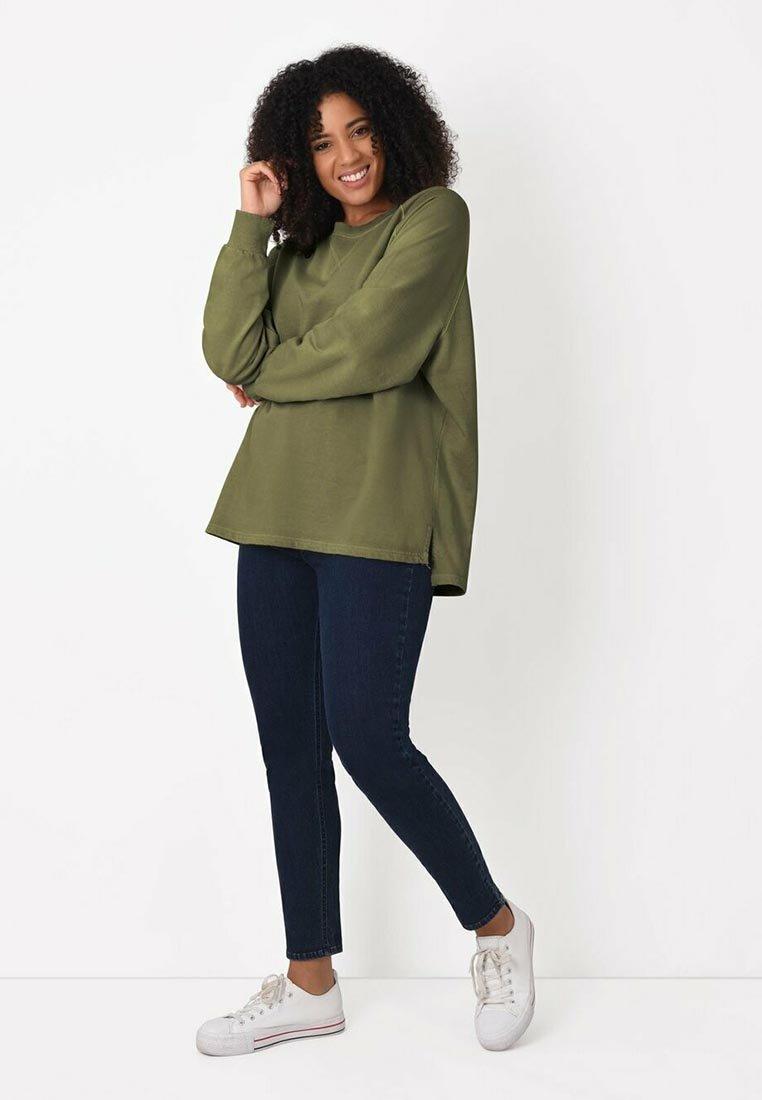 Live Unlimited London - Sweatshirt - khaki