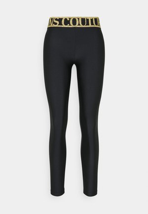 LADY FUSEAUX - Legginsy - black