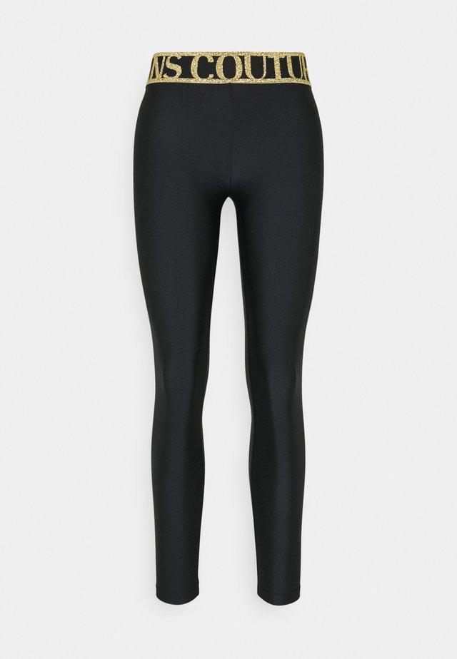 LADY FUSEAUX - Legging - black