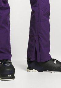 DC Shoes - VIVA  - Ski- & snowboardbukser - grape - 4