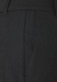 Selected Femme Tall - SLFRIA CROPPED PANT - Trousers - black - 2