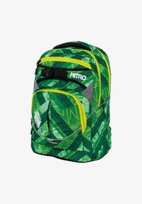 Nitro - SUPERHERO - Rucksack - wicked green - 0