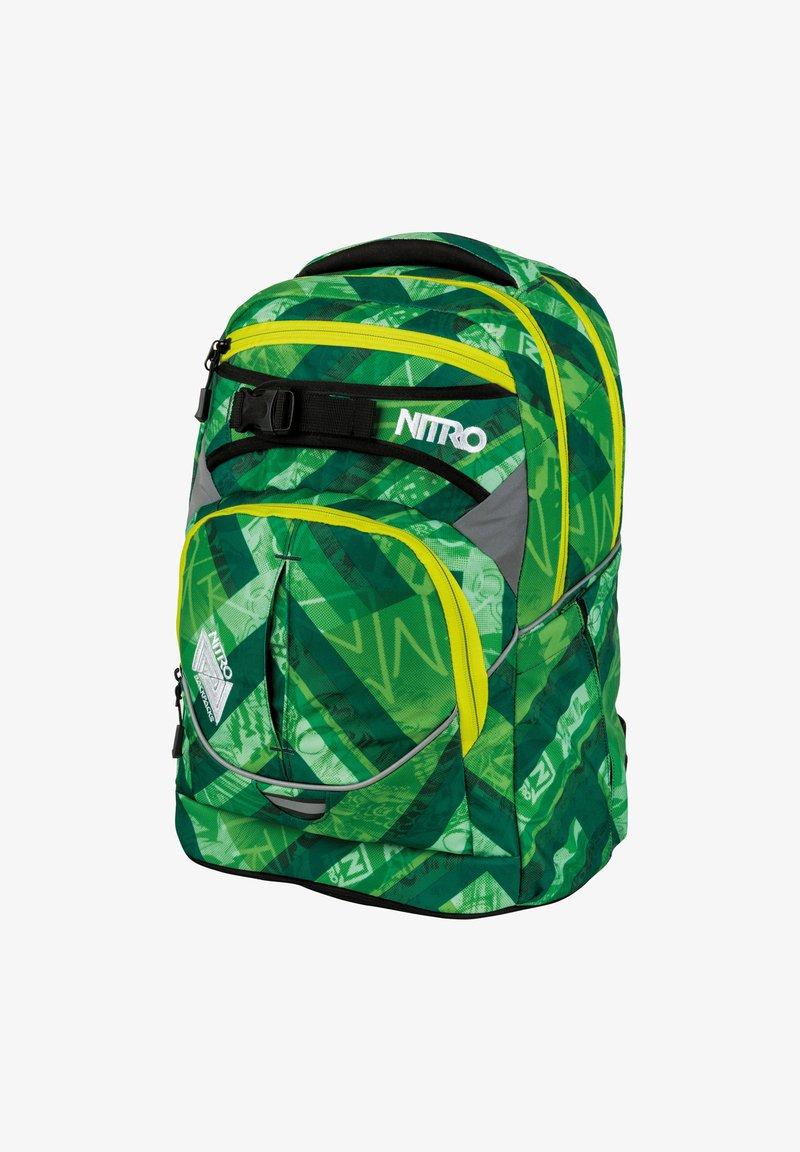 Nitro - SUPERHERO - Rucksack - wicked green