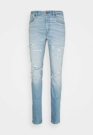 LIGHT DESTROY SLIM FIT - Jeans Tapered Fit - authentic light