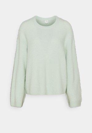 SWEATER - Maglione - mint