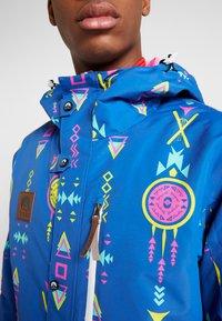 OOSC - DREAM CATCHER - Snow pants - multicolor - 3