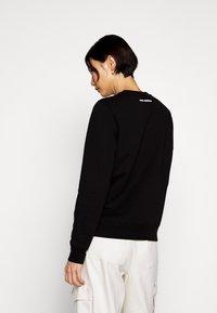 KARL LAGERFELD - IKONIK - Sweatshirt - black - 2