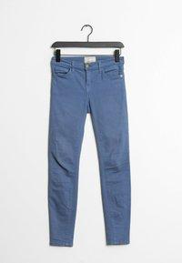Current/Elliott - Trousers - blue - 0