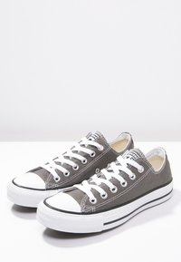 Converse - CHUCK TAYLOR ALL STAR OX - Matalavartiset tennarit - charcoal - 2