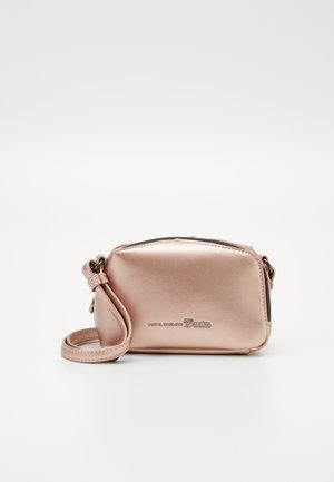 DISA - Across body bag - metallic rose