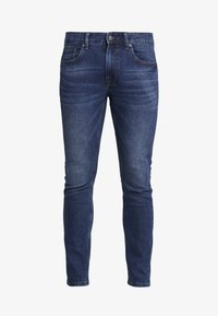 Only & Sons - ONSWARP - Skinny-Farkut - blue denim - 4