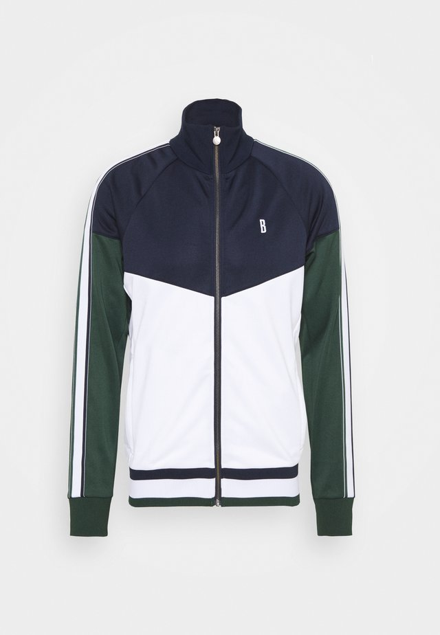 TRACK JACKET - Giacca sportiva - white
