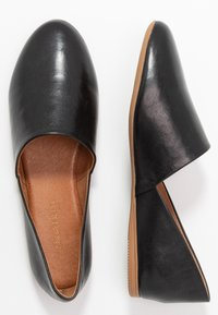 Anna Field - LEATHER - Slippers - black - 3