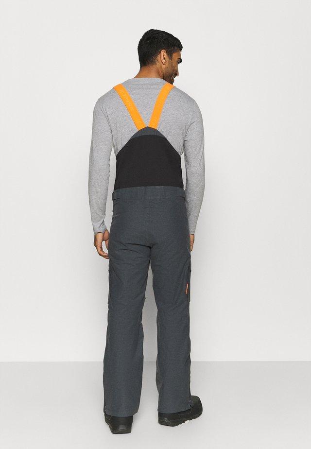 CHAZY - Pantalon de ski - anthracite